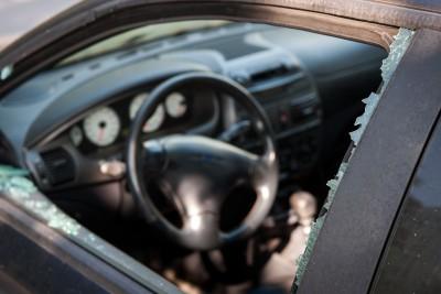 Autoscheibe kaputt
