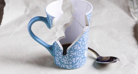 kaputte tasse