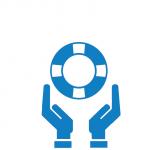 risikolebensversicherung symbol